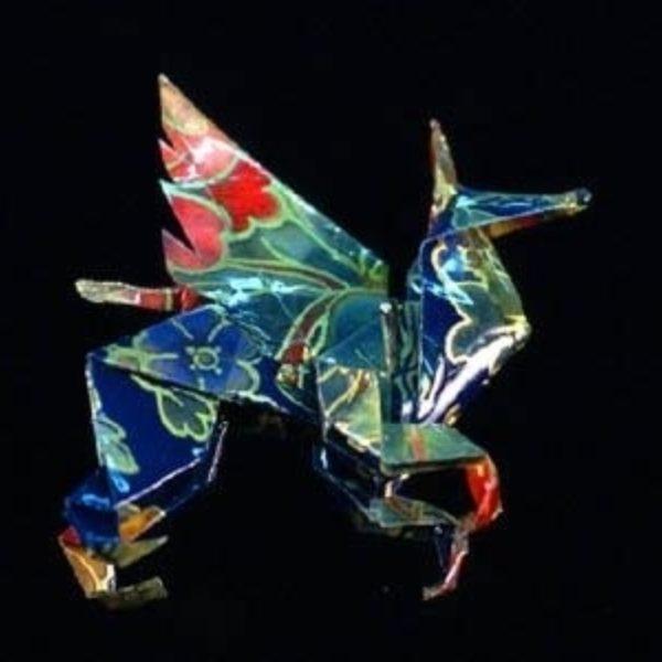 Pegasus pin