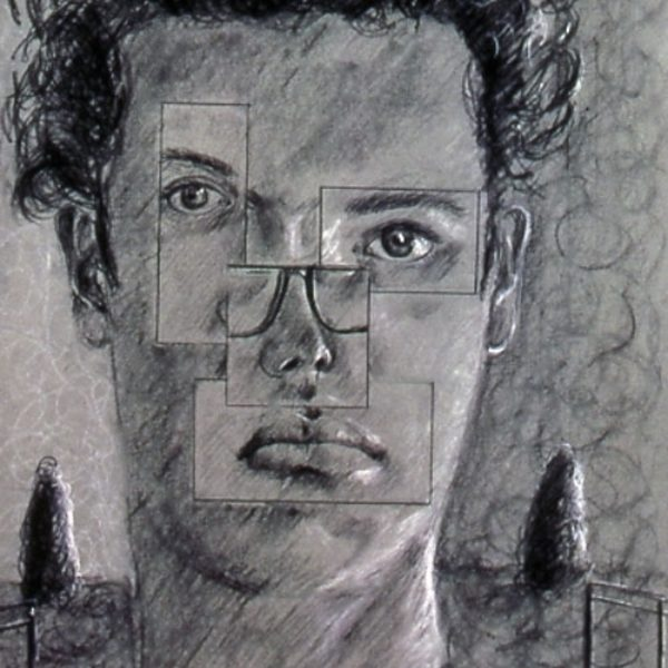 Fragment (Self Portrait)