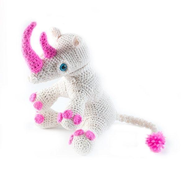 Pinky the Rhino
