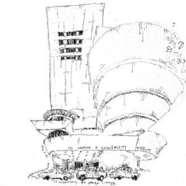 The Guggenheim at Indian Summer