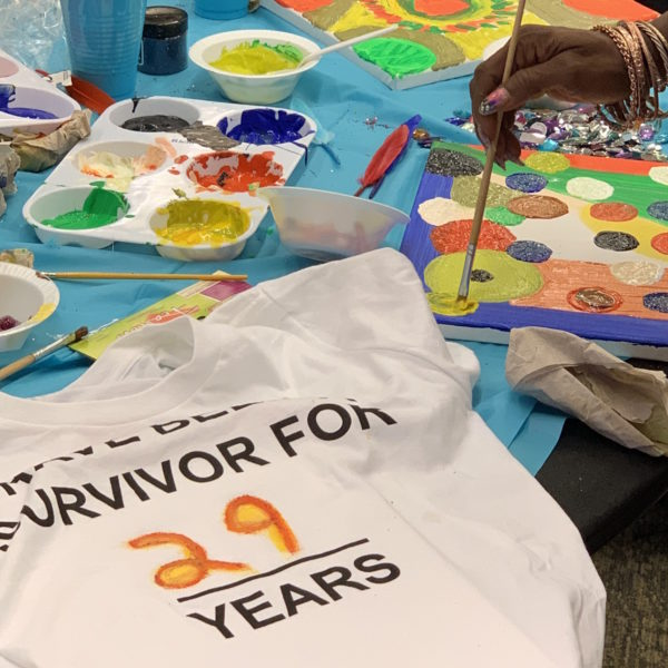 Women's Empowerment Art Therapy Group