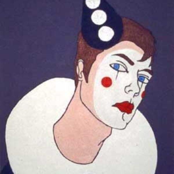 Brandon as a Clown