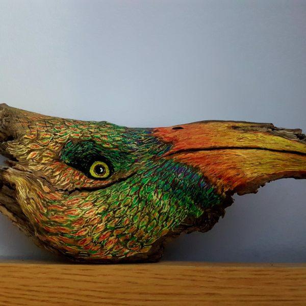 Bagley Wood Bird
