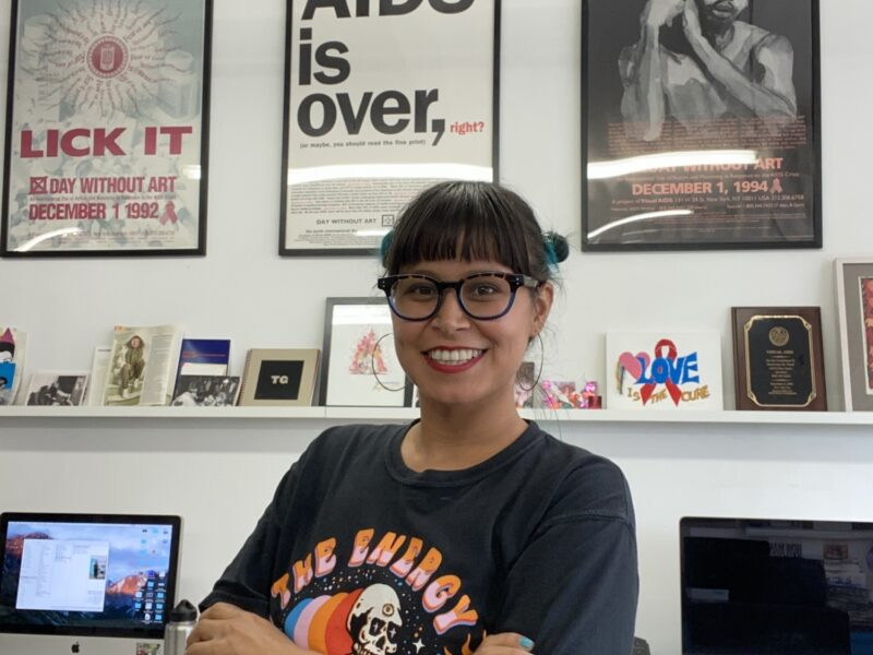 Tracy Fenix at VA