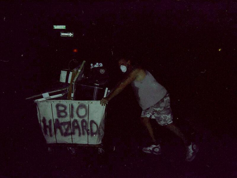 Hunter Bio Hazard