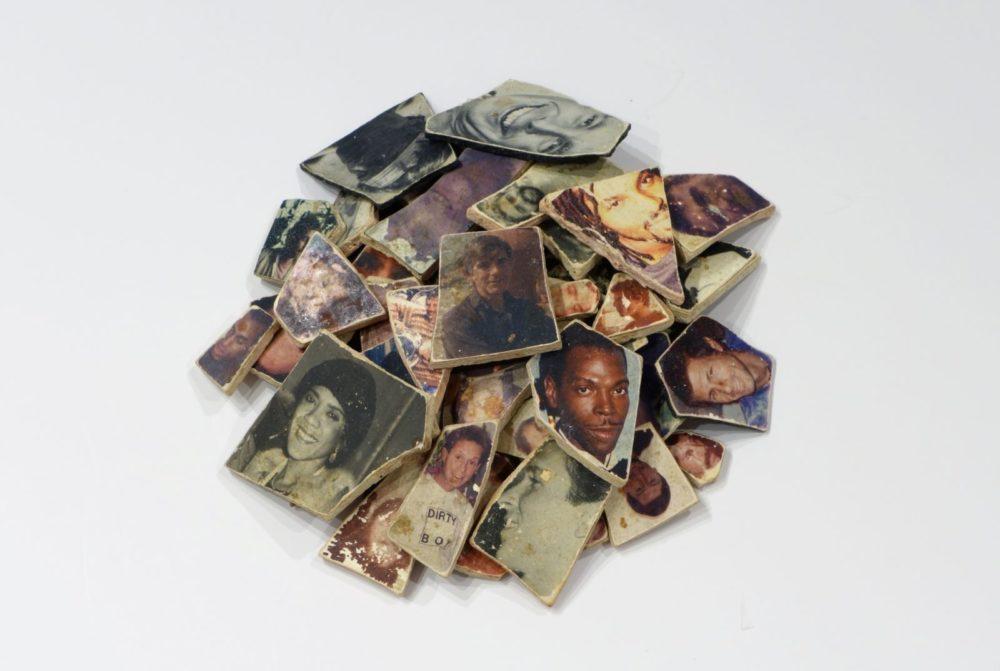 Barton Lidice Benes shards 1989 2012