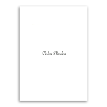 Blanchon cover