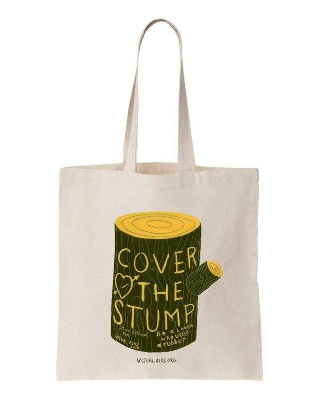 Sample Tote Bag Stump