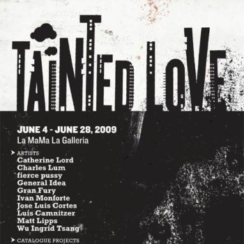 2009 Taintedlove Cover