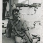 Garland Eliason French A Survivor 24X30 1975
