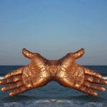 Gold Beach Hands Small