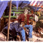 The Rentless 1993 James Romberger 26X35