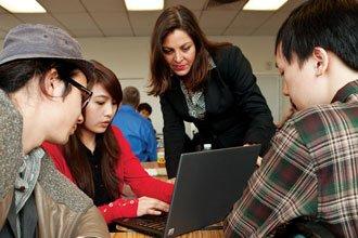 Semester abroad at University of California Berkeley