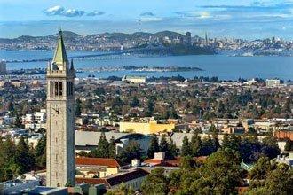 campus de la Universidad de California Berkeley