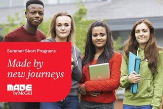 Programas cortos en Universidad de McGill en Montreal