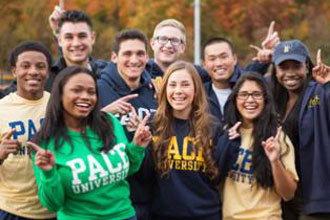 PACE University students English Language Class campus NY
