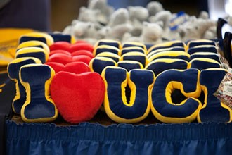University of California Irvine - I love UCI