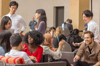 International students of the Certificate Programs at UCI
