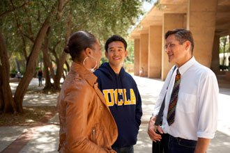 Students from the Business Certificate Program at UCLA Extension