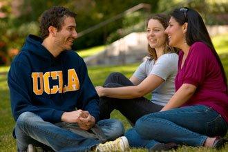 Internationaler Student des English Language Program an der University of California in Los Angeles