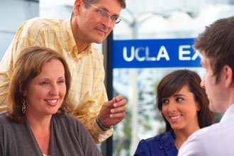 Business diploma programs at the University of California Los Angeles