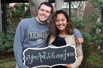 estudiantes de programas de business en UCSD