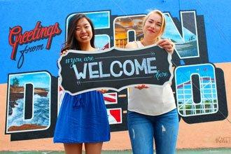 estudiantes internacionales cursos de verano en UCSD