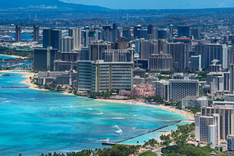 Honolulu Hawaii is a great place to study English as a second language