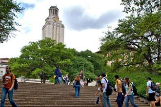 English courses at University of Texas Austin ELI
