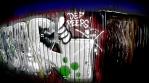 Dark Acid Ghost Graffiti