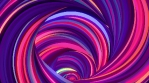 Colorful Candy Swirl Stripes