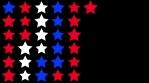 USA Star Particles Wall beats 2