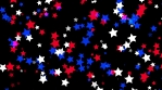 USA Star particles Wind