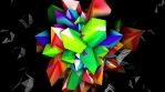 3D Abstract Transform 4K Vj Loop 02