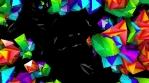 Color 3D Mapping 4K Vj Loop 03