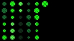 Clovers Particle Wall