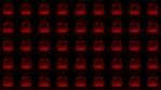 Dark Red Box Pattern 06