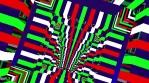 Cube Beat Tunnel 4K Vj Loop 04
