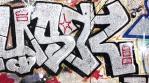 Graffiti on the wall Original