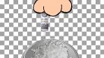 Nose Snorts Cocaine