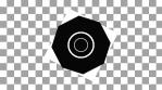 Rotating Shapes Minimal Digital Clockwork VJ Loop Simple