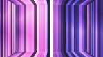 Broadcast Twinkling Vertical Hi-Tech Bars Room, Purple, Abstract, Loopable, 4K