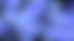 Blue blurry shapes