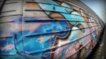Waggon plus Graffiti Original 1