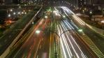 Metropolitan Expressway  Bayshore Tokyo Traffic 001 4k