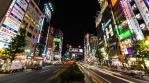 Akihabara Electric Town Traffic 006 4k