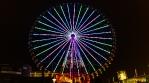 Palette Town Ferris Wheel Tokyo 001