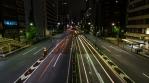 Show Dori Avenue Ginza Traffic 001 4k