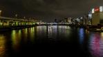Sumida River Tokyo Traffic 001 4k