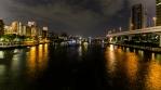 Sumida River Tokyo Traffic 002 4k